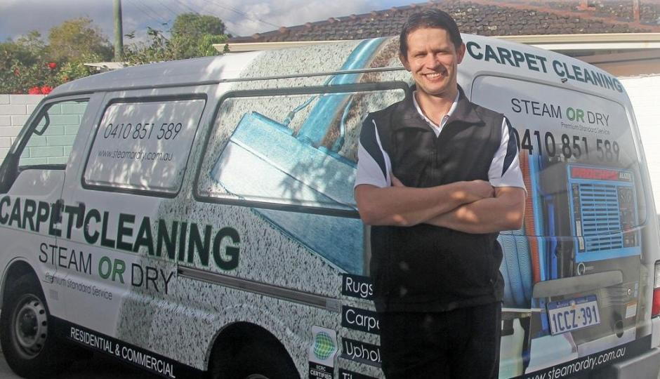 Carpet Cleaning Perth Steam Or Dry Proprietor